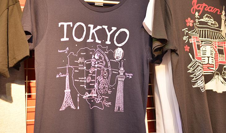 TOKYOTシャツ