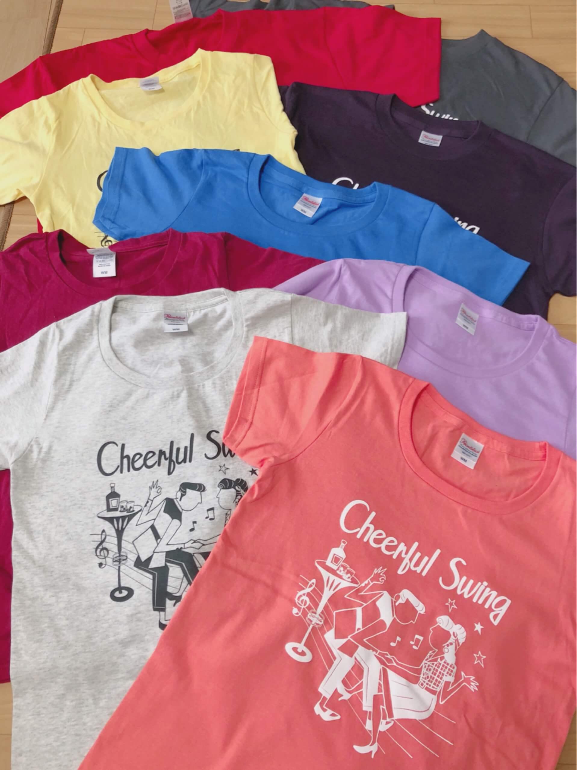 Tシャツ9枚
