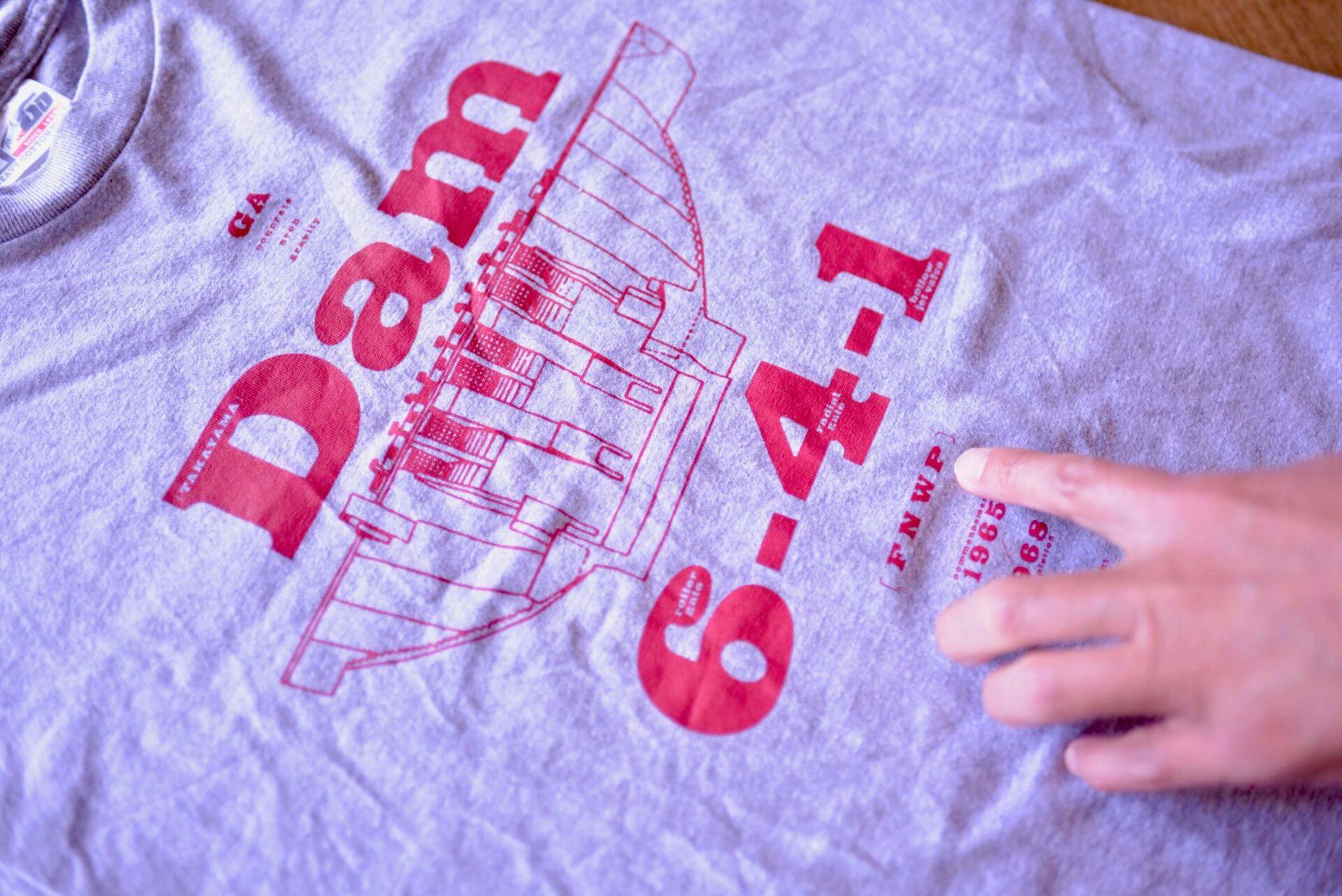 DamTシャツ